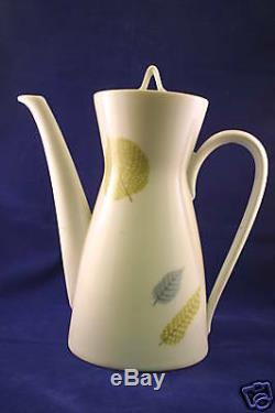 21 Pcs Set Vintage Rosenthal Art Deco Style Tea Set