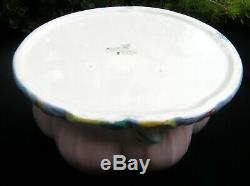 A Fine CLARICE CLIFF LILY PAD, WATER LILY, LOTUS, CROCUS, LILY POND BOWL. C. 1938