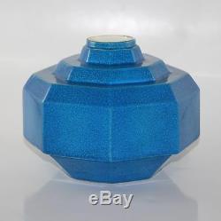 Art Deco Boch Freres Vase