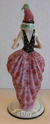 Art Deco Limbach Germany Porcelain Figurine- 1919-1944