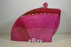 Art Deco Porcelain Figural Perfume Lamp