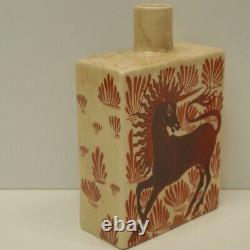 Bottle Bar Wildlife Art Deco-German Style Art Nouveau Style Porcelain Figurine