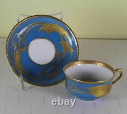 Collectors Tea Cup & Saucer Art Deco