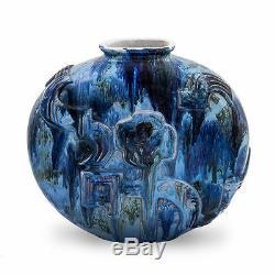 Floral vase. Ceramics bowl nr. 107 Wiener Werkstatte ca. 1920