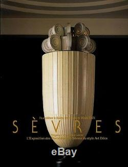Japanese Book on Sevres Art Deco Porcelain