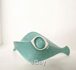 Jonathan Adler Menagerie Large Bird Bowl, 14-1/2, dish Jade Aqua