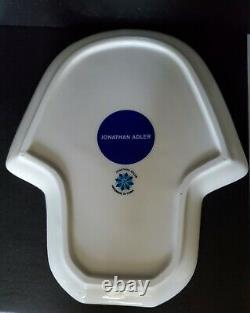 Jonathan Adler Sphinx Trinket Tray $98.00 some flaws/Imperfections