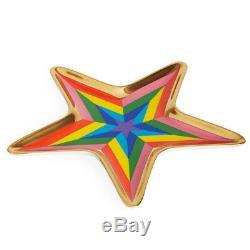Jonathan Adler Trinket Tray Star Technicolor