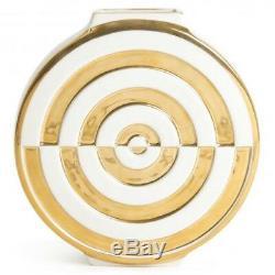 Jonathan Adler Vase Futura Bullseye