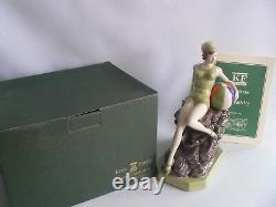 Kevin Francis Figurine BEACH BELLE Limited Edition Certificate & Box