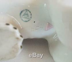 Large Royal Dux Porcelain Polar Bear