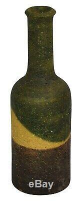 Marcello Fantoni For Raymor Pottery Bottle Shaped Vase