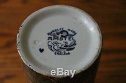 Rare Art Deco Bursley Ware Frederick Rhead Amstel Design Vase