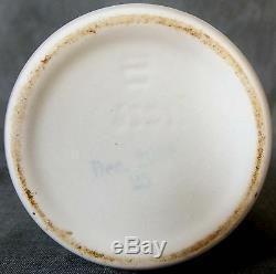 Rare Jungenstil Wmf Mounted Porcelain Sugar Caster
