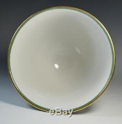 Richard Ginori Gio Ponti Art Deco Ski Vase Modernism Porcelain Mint Italy 1930