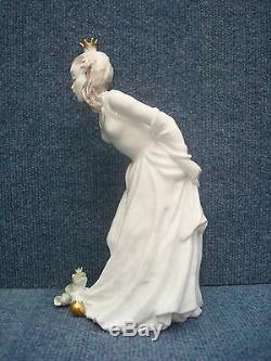 Rosenthal Porcelain Froschkoningin Signed Gronau Art Deco 1920