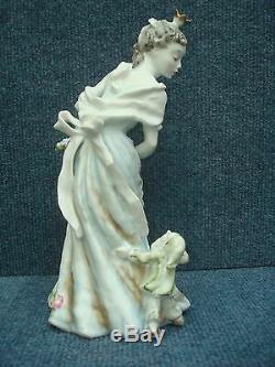Rosenthal Porcelain Snowwhite & Dwarf Signed Gronau Art Deco 1920