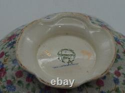 Royal Winton Fruit Bowl Old Cottage Chintz 4652 Made in England c. 1930