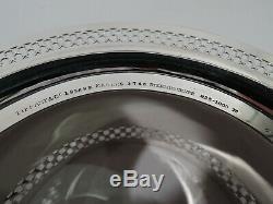 Tiffany / Lenox Honey Pot 19569K American Sterling Silver & Porcelain