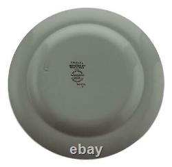 WEDGWOOD China Ravilious TRAVEL Pattern Tea Plate / Plates 7 (Snow)