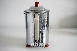 WMF Bauhaus Thermal Coffee Pot Atelier Mayer Art Deco c. 1930